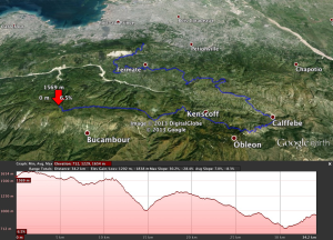 MTB Ayiti Stage 1 - Google Earth