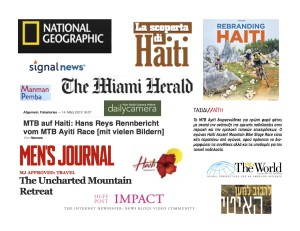 MTB Ayiti Media Coverage logos 1